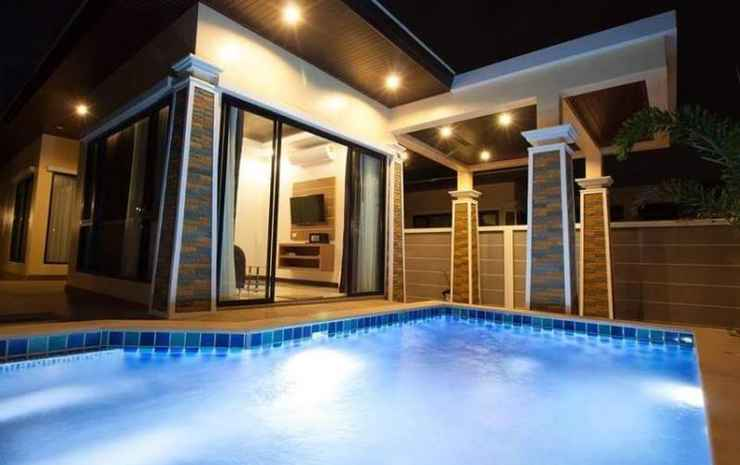 Aonang Oscar Pool Villa  Krabi - 2 Bedrooms with Private Pool - Room Only NR