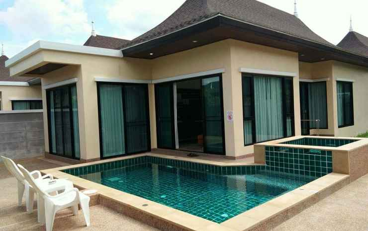 Aonang Oscar Pool Villa  Krabi - 3 Bedrooms with Private Pool - Room Only NR