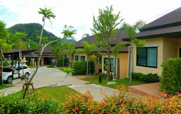 Aonang Oscar Pool Villa  Krabi - 2 Bedrooms Garden View with Shared Pool - Room Only NR
