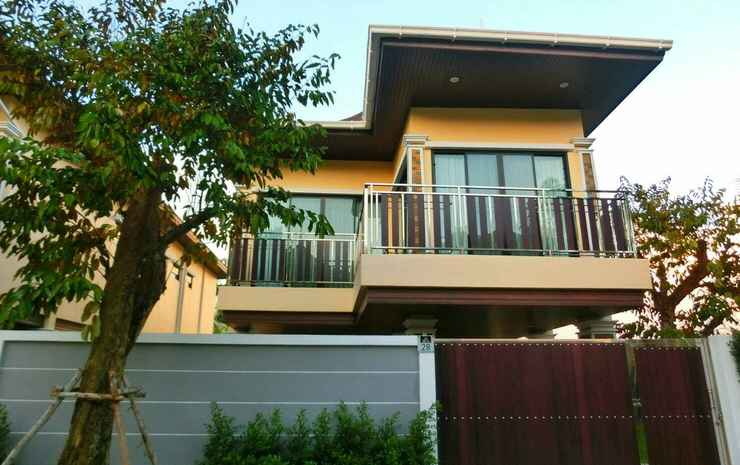 Aonang Oscar Pool Villa  Krabi - 4 Bedrooms with Private Pool - Room Only NR