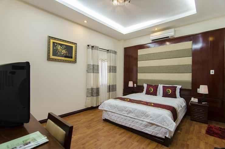 BEDROOM Khách sạn Moonlight 2