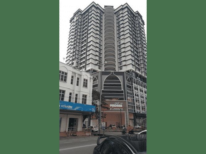 EXTERIOR_BUILDING Jewel @ D' Perdana Sri Cemerlang