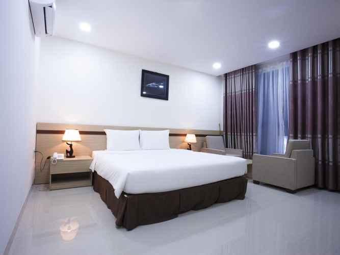 BEDROOM Khách sạn Melody Nha Trang
