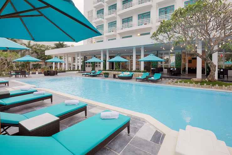 SWIMMING_POOL Flora Beach Hotel & Spa