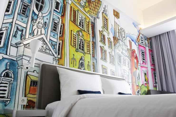 BEDROOM Yello Hotel Harmoni