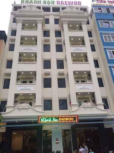 LOBBY Daewoo Hotel Cua Lo