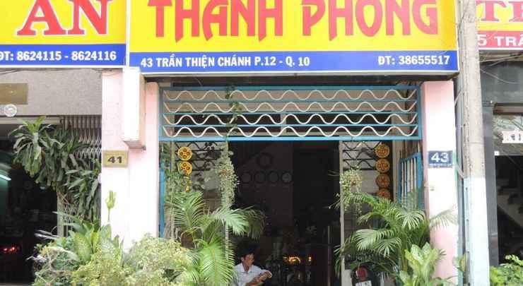 EXTERIOR_BUILDING Khách sạn Thanh Phong
