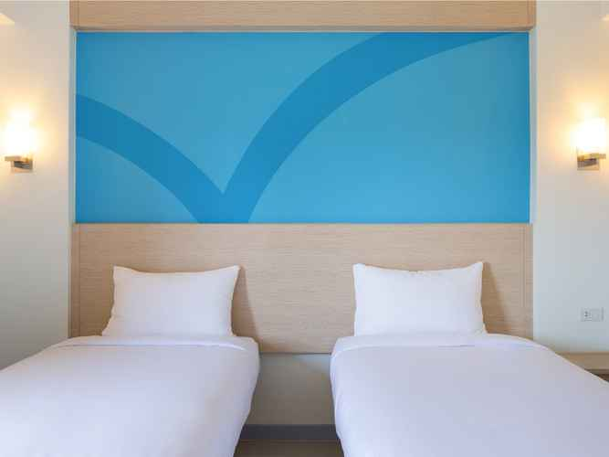 BEDROOM Hop Inn Hotel Ermita Manila