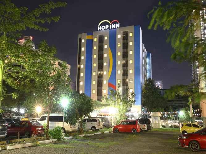 EXTERIOR_BUILDING Hop Inn Hotel Ermita Manila