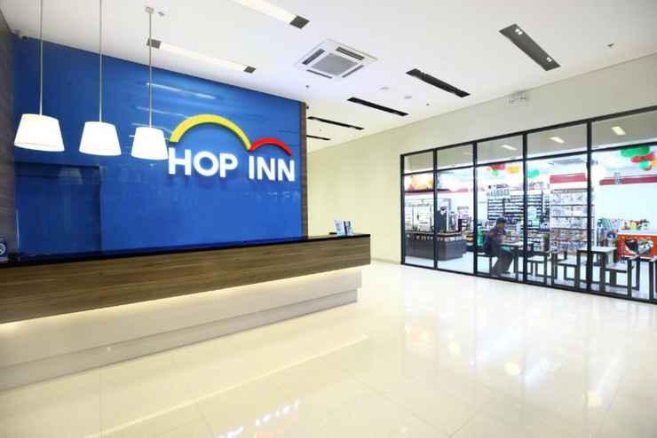 LOBBY Hop Inn Hotel Ermita Manila