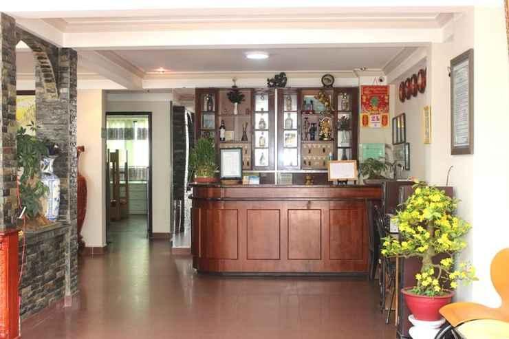 LOBBY Khách sạn Bích Châu Đà Lạt