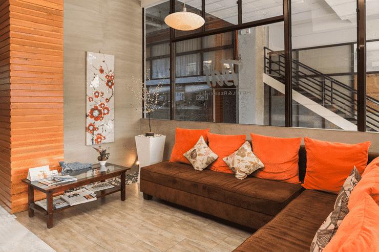 LOBBY Tsai Hotel and Residences