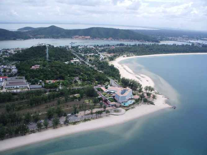 EXTERIOR_BUILDING BP Samila Beach Hotel & Resort