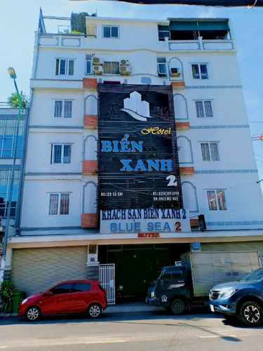 EXTERIOR_BUILDING Blue Sea 2 Hotel