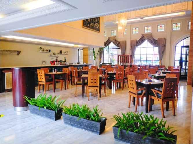 RESTAURANT D'Senopati Malioboro Grand Hotel
