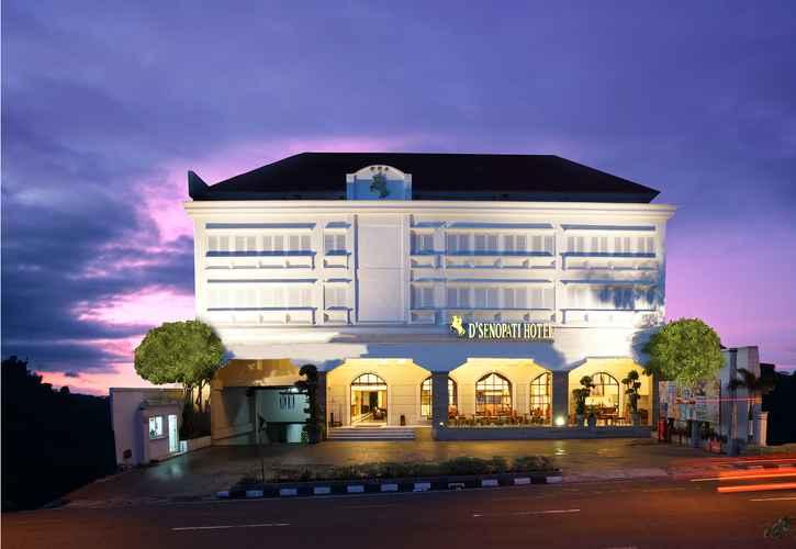 EXTERIOR_BUILDING D'Senopati Malioboro Grand Hotel