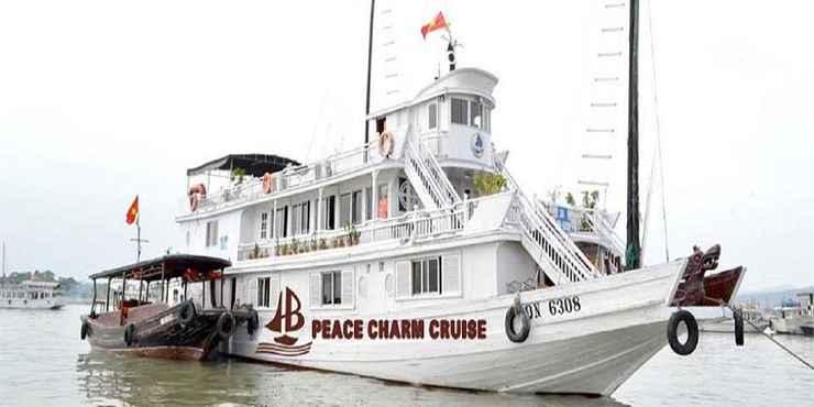 EXTERIOR_BUILDING Du thuyền Peace Charm 2