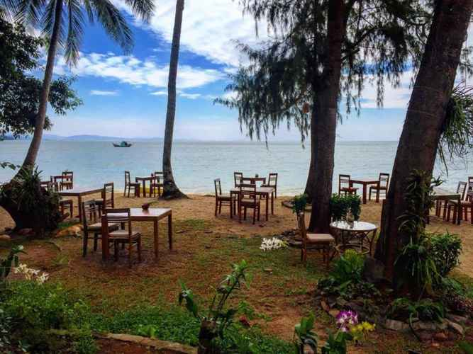 RESTAURANT Bamboo Cottages & Restaurant