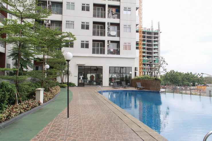 EXTERIOR_BUILDING The Satu Stay - Apartement Serpong Green View