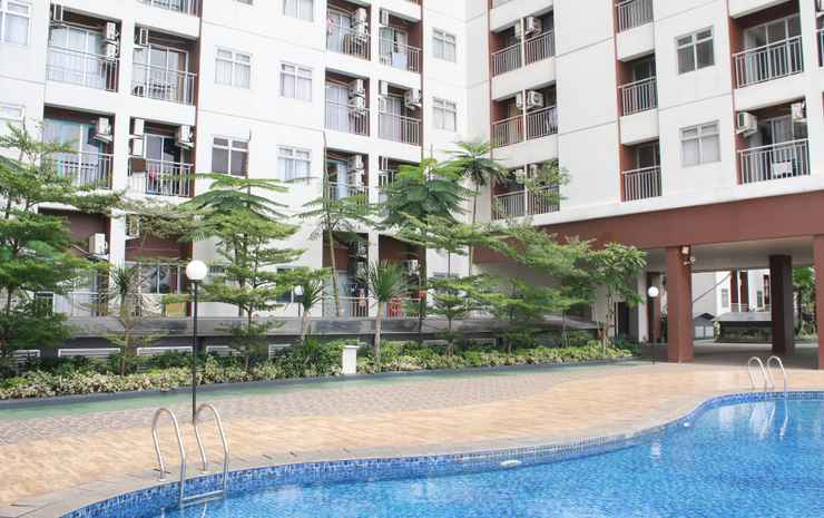 The Satu Stay - Apartement Serpong Green View Tangerang Selatan -