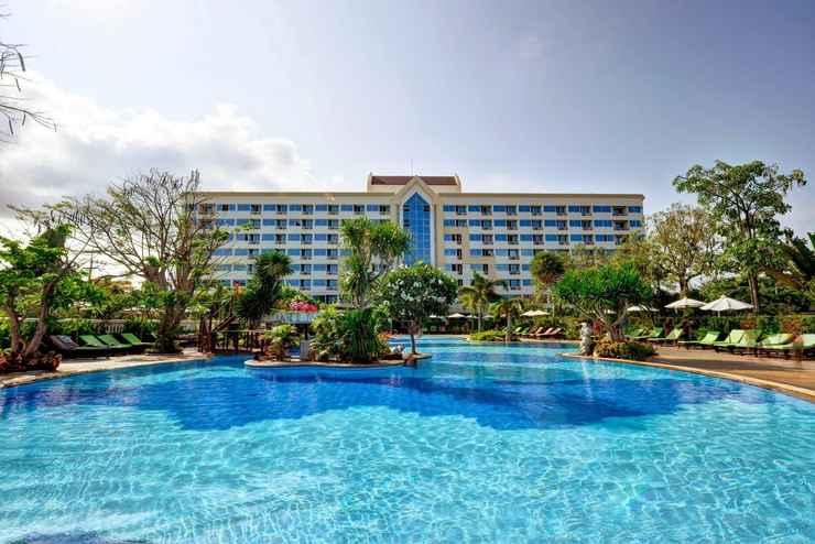 EXTERIOR_BUILDING Jomtien Garden Hotel & Resort