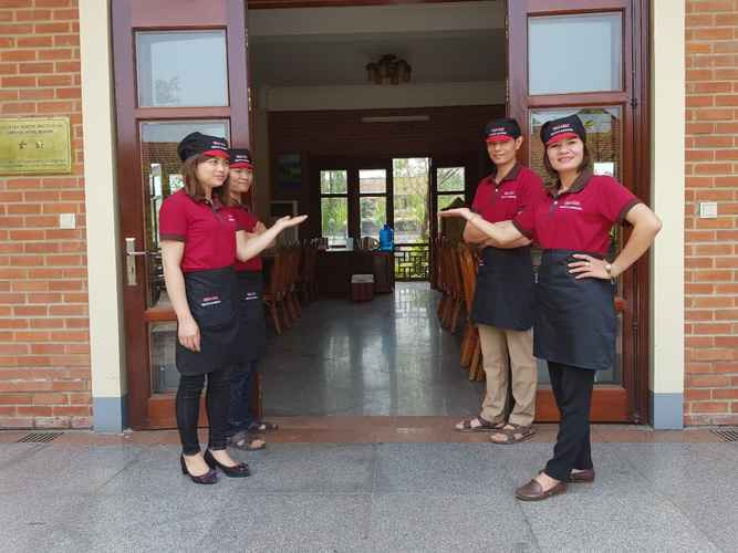 RESTAURANT Tam Coc Cave Resort