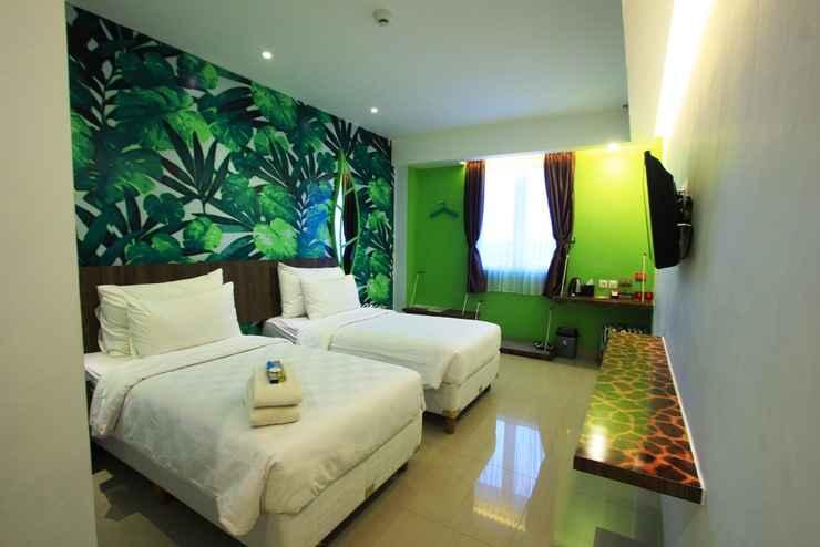 BEDROOM Uniq Hotel Yogyakarta