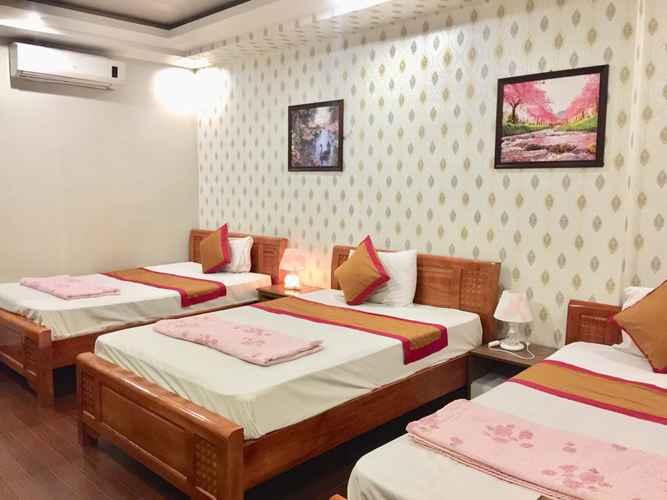 BEDROOM Khách sạn Holiday Ha Long