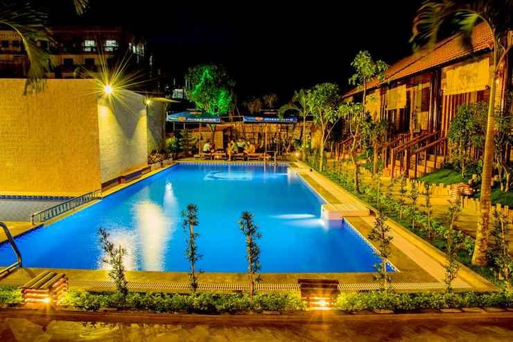 SWIMMING_POOL Bien Xanh Hotel ( Blue Ocean Hotel)