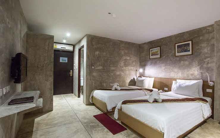 Buddy Boutique Inn Bangkok - Standard Twin Room Only-No window - Non refundable