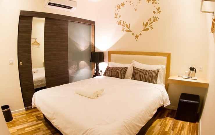 Mood Hotel Johor - STANDARD QUEEN ROOM (without window)