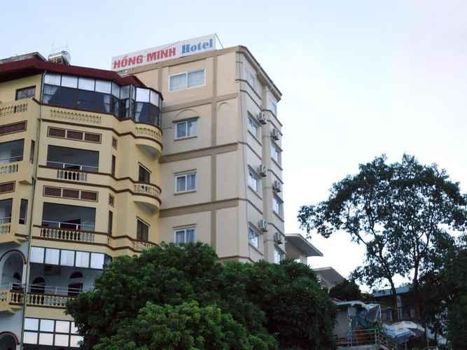EXTERIOR_BUILDING Khách sạn Hồng Minh