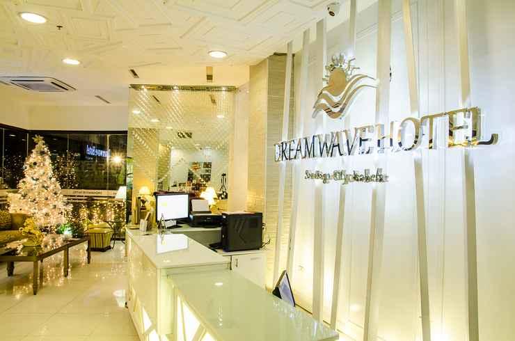 LOBBY Dreamwave Hotel Santiago