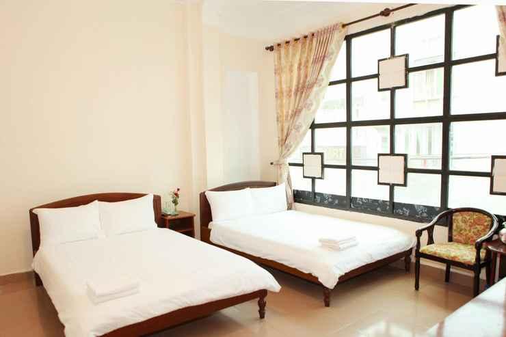 BEDROOM Khách sạn Quang Chiến