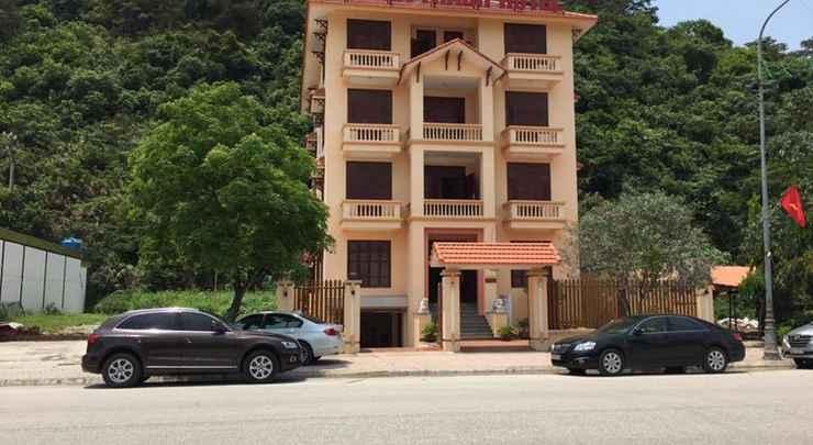 EXTERIOR_BUILDING Khách sạn Thiên Thạch Hạ Long