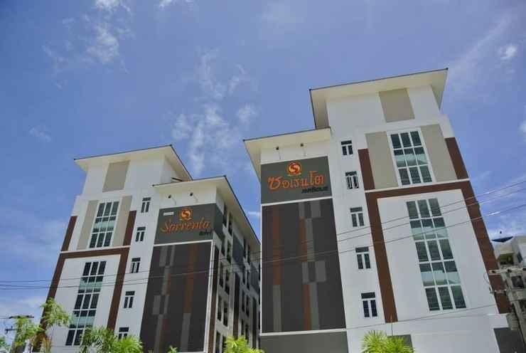 EXTERIOR_BUILDING The Sorrento Hotel & Residence Khonkaen
