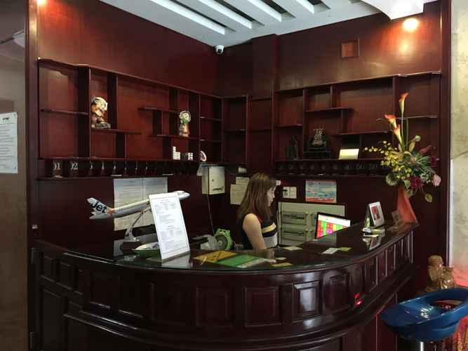 LOBBY Khách sạn Hương Mai 2