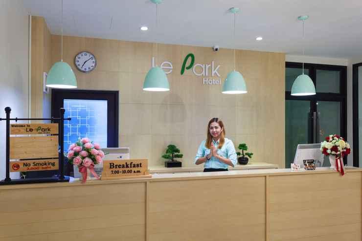LOBBY Le Park Hotel