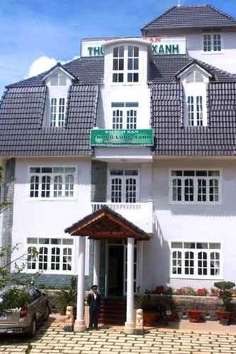 EXTERIOR_BUILDING Khách sạn Green Valley