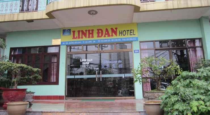 EXTERIOR_BUILDING Khách sạn Linh Đan