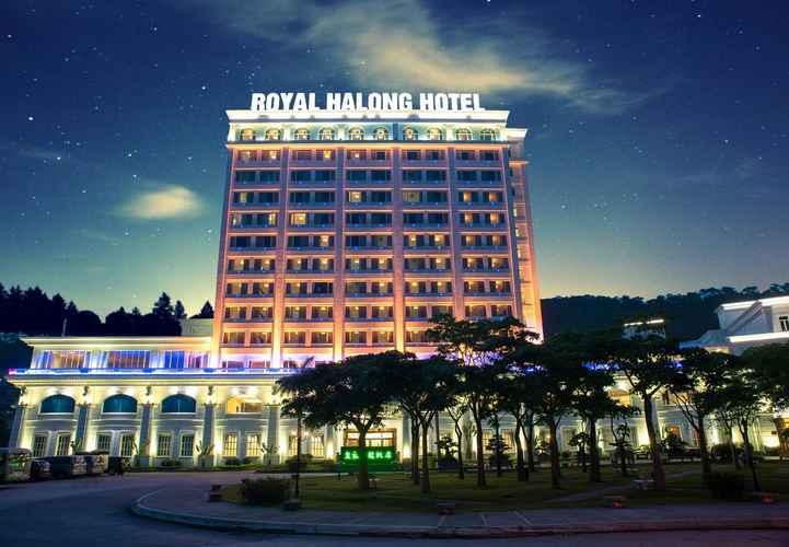 EXTERIOR_BUILDING Khách sạn Royal Halong 5 Star