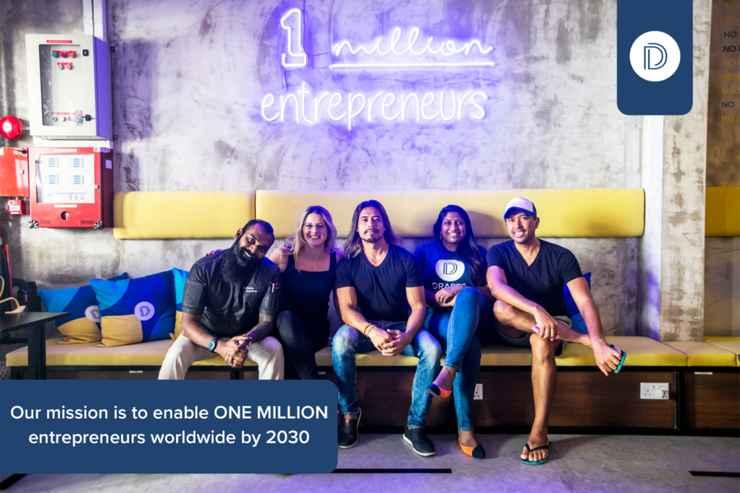 LOBBY Draper Startup House for Entrepreneurs @ Singapore