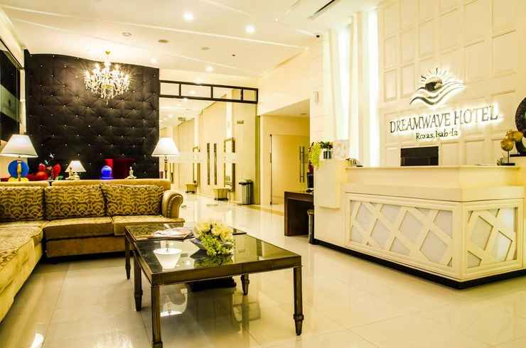 LOBBY Dreamwave Hotel Roxas