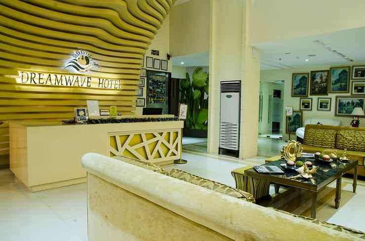LOBBY Dreamwave Hotel Ilagan