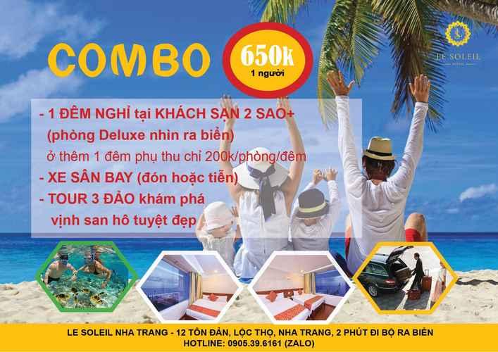 COMMON_SPACE Khách sạn Le Soleil Nha Trang