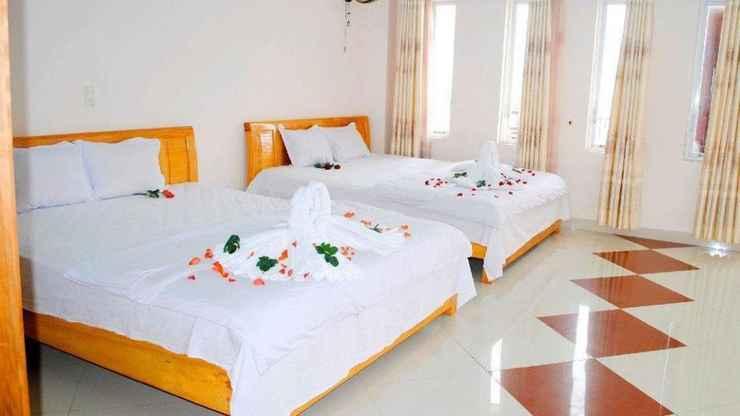 BEDROOM Khách sạn Hoàng Thu