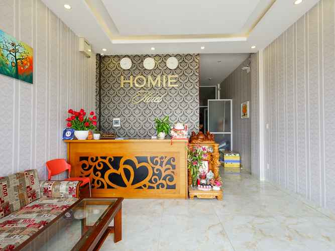 LOBBY Khách sạn Homie