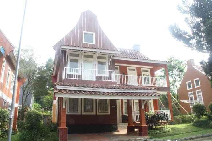 EXTERIOR_BUILDING Villa Sofia Kota Bunga Puncak