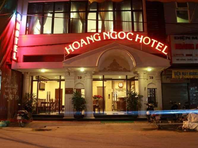 EXTERIOR_BUILDING Hoang Ngoc Hotel