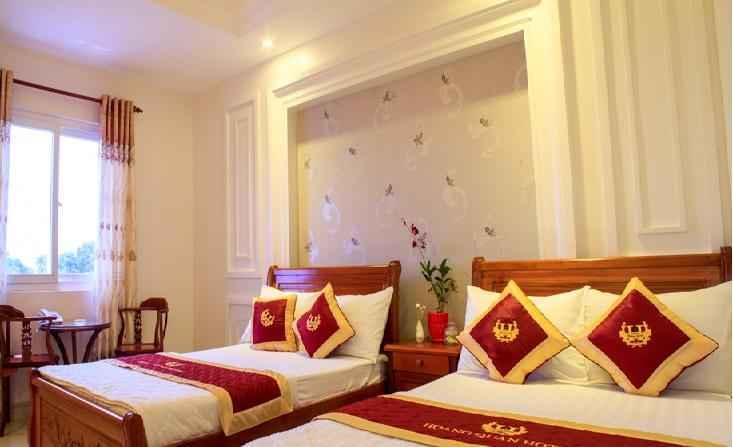 BEDROOM Hoang Quan 1 Hotel